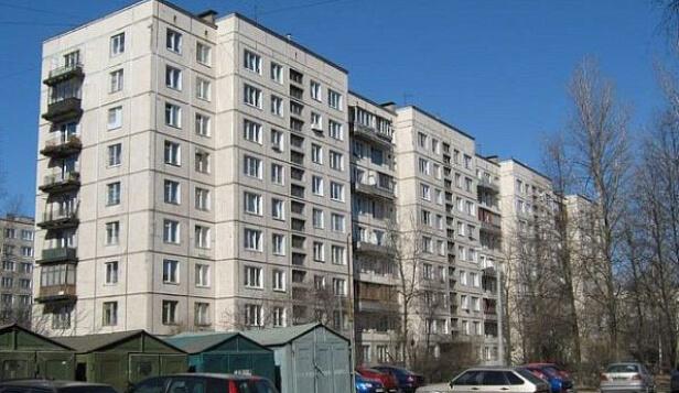 стандартные окна в домах 606