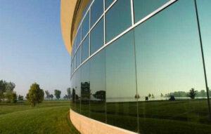 Рефлекторное стекло определение